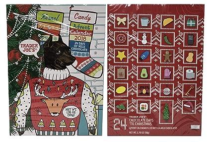 a sweet christmas holiday advent calendar