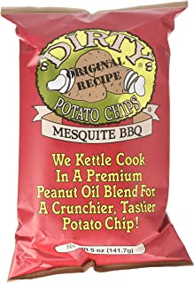 product image for Dirty Potato Chips Mesquite BBQ (12x5 Oz)