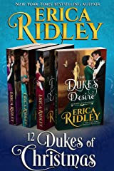 12 Dukes of Christmas (Books 5-8) Boxed Set: Four Regency Romances (Regency Christmas Collection Book 2) Kindle Edition