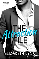 The Attraction File (Cake Love Book 2) Kindle Edition
