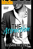 The Attraction File (Cake Love Book 2)