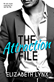 The Attraction File: A Second Chance Office Romance (Cake Love Book 2)