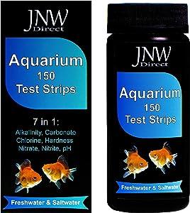 Jnw 7-in-1 Aquarium Test Strips