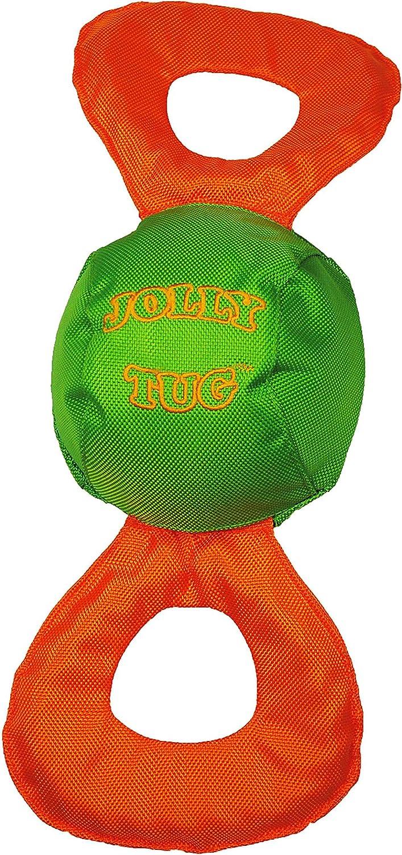 Jolly Pets Jolly Tug Tug/Squeak Toy