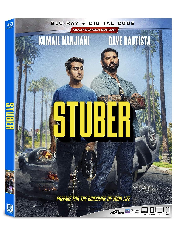 Amazon.com: Stuber Blu-ray: Dave ...