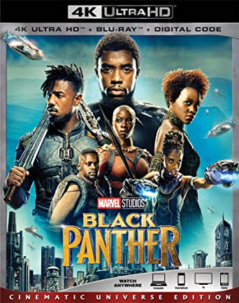 Black Panther 4 K Ultra by Amazon