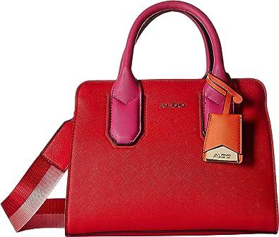 e82726180ce ALDO Women s Prayma Red One Size  Handbags  Amazon.com