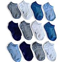 12 Pares Calcetines cortos multicolor Niño Niña uso diario
