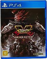 Street Fighter V Arcade Edition Br - 2018 - PlayStation 4