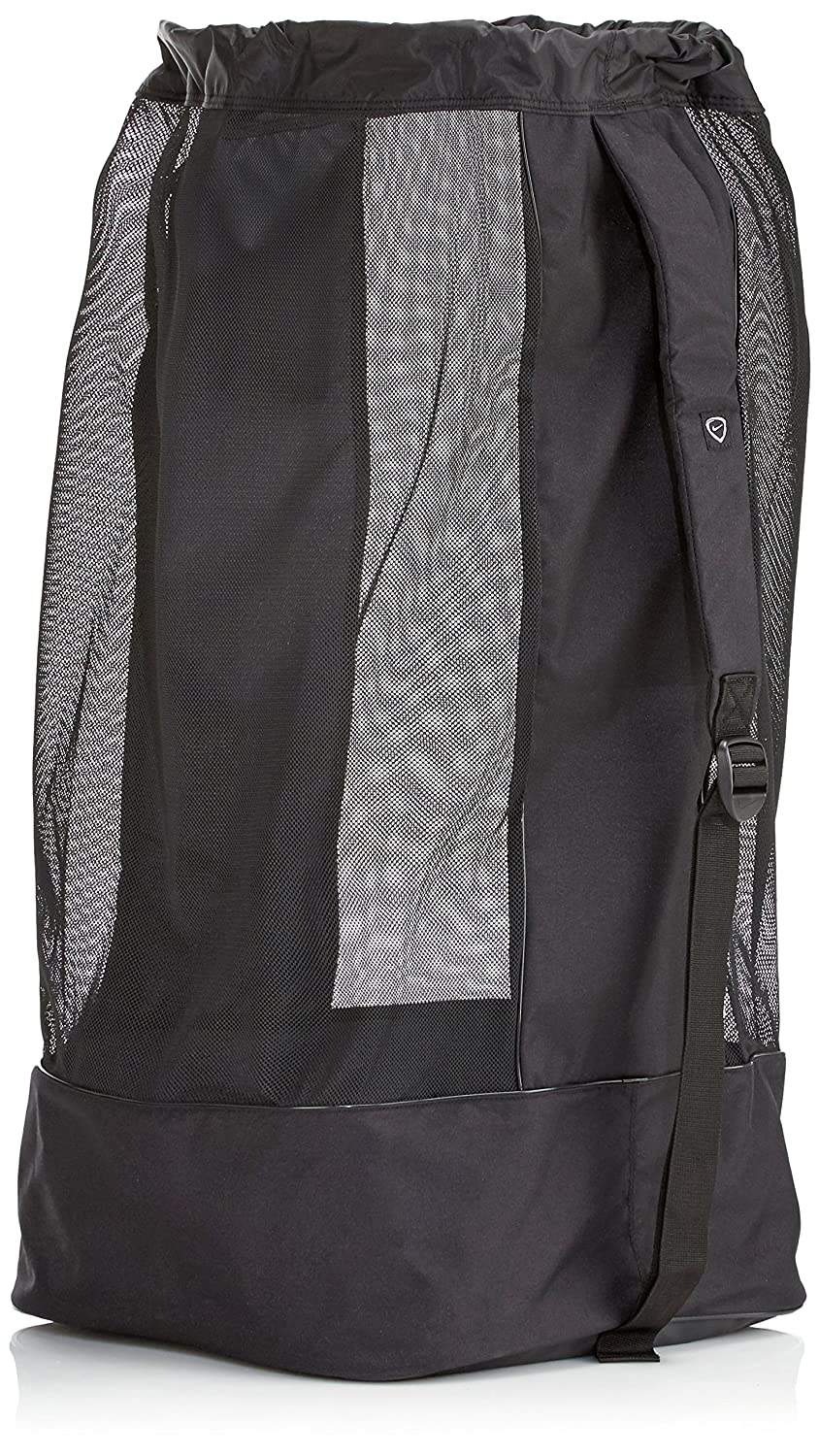 9fe481132b4f Amazon.com   Nike Unisex Nike Club Team Swoosh Ball Bag  BLACK  (OS)    Sports   Outdoors