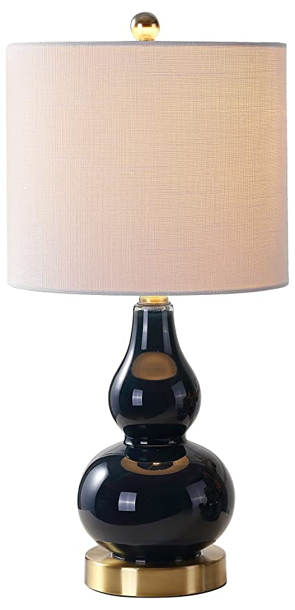 navy table lamp dark blue jonathan jyl1028f collection anya 205quot mini glass table lamp navy 205
