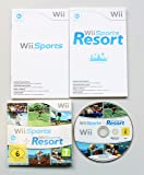 Wii Sports und Wii Sports Resort - [Nintendo Wii]