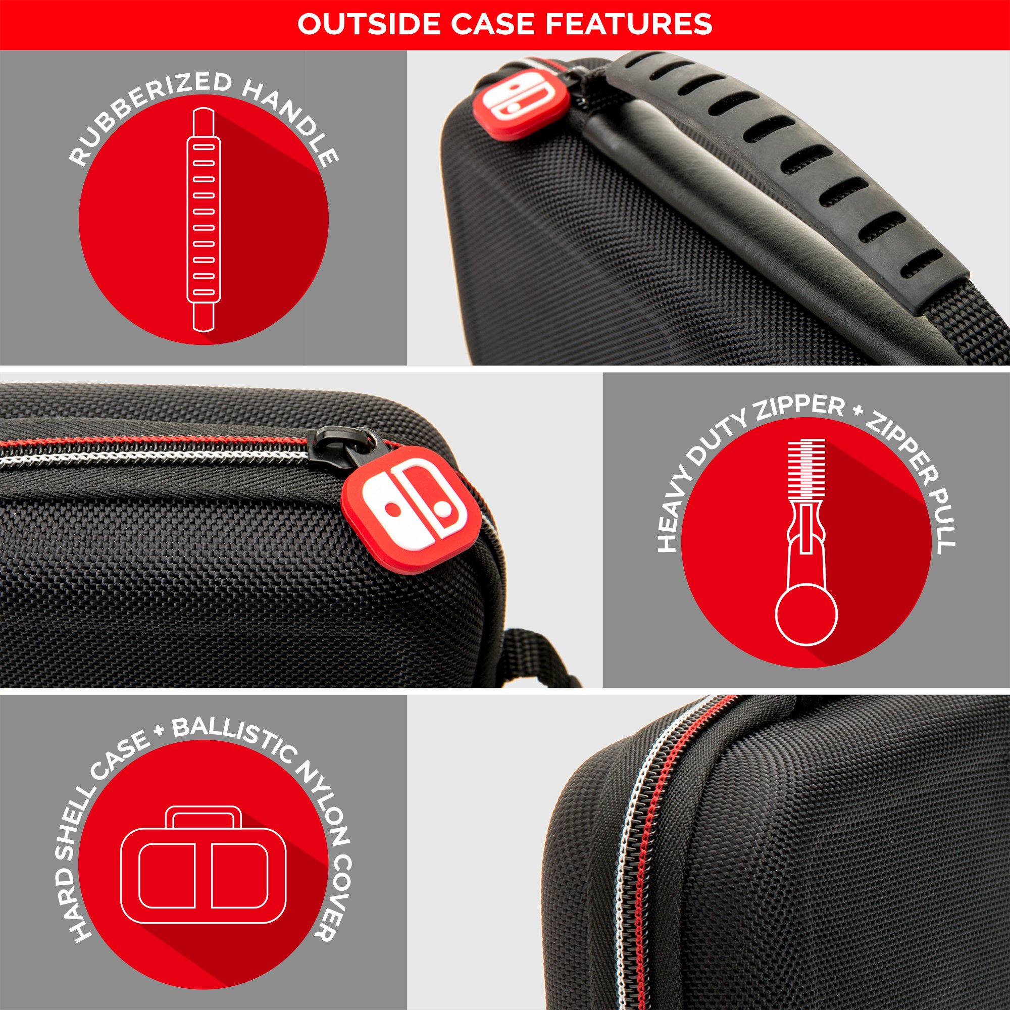 Nintendo Switch Carrying Case – - TiendaMIA com
