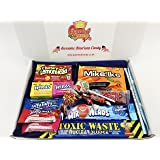American Sweets Hamper Candy Gift includes Airheads, Mike and Ike, Laffy Taffy and more - ONLY BUY FROM QUEENS OF CANDY IF YOU WANT TO RECEIVE THE ITEM IN THE PICTURES AND AS DESCRIBED IN THE DESCRIPTION! …