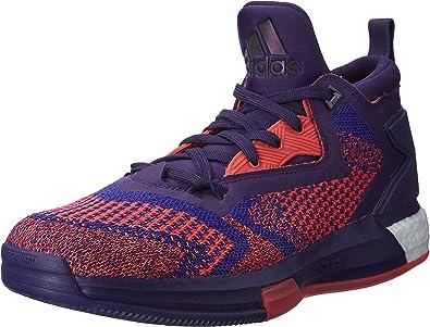 adidas D Lillard 2, Chaussures de Sport Basketball Homme