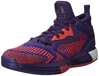 best service 7aad4 a5b08 adidas Performance D Lillard 2 Boost Primeknit Basketball Trainers - 15US