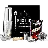 Andrew James - Set à Cocktail Boston de luxe