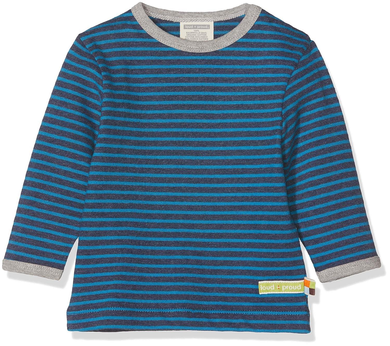 loud + proud Baby - Unisex Sweatshirt Shirt Ringel 1016
