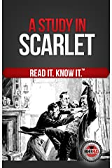 A Study in Scarlet (Read It and Know It Edition) Kindle Edition