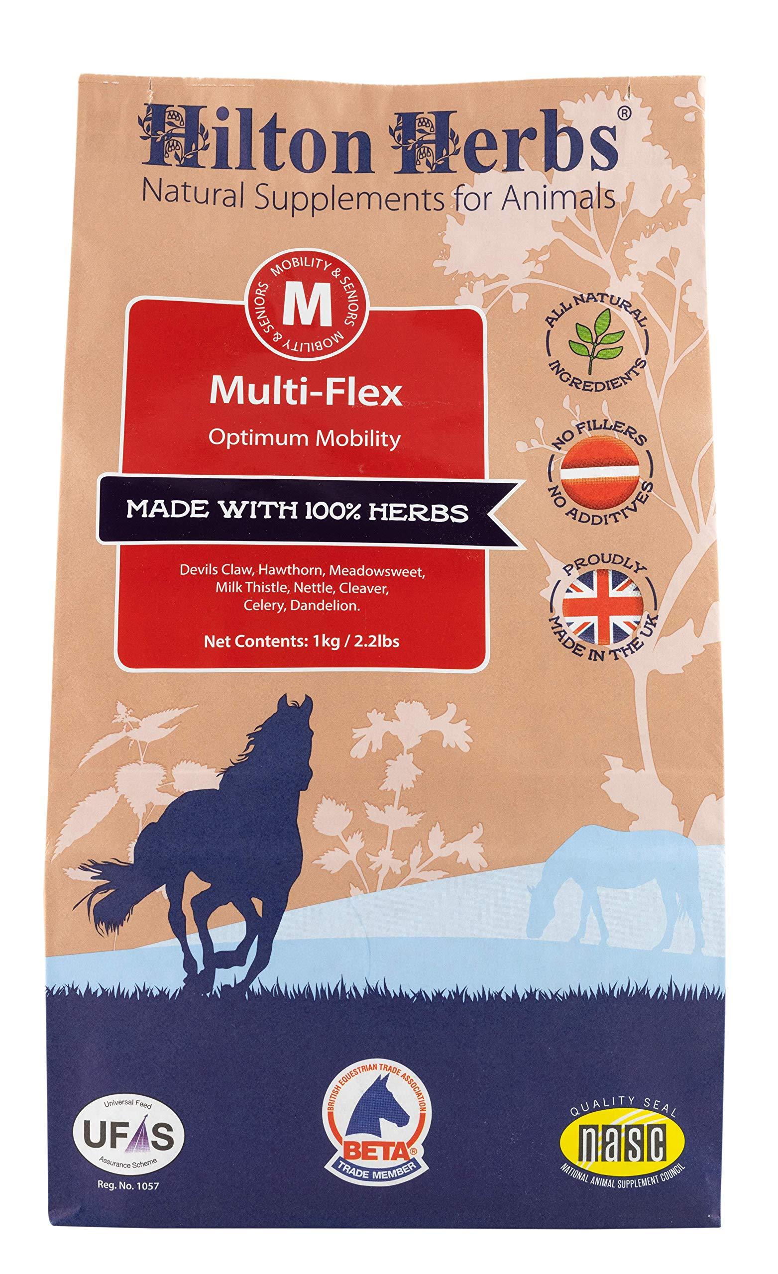 Hilton Herbs Multi-Flex: for Optimum Mobility, 2.2lb Bag
