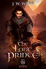 The Lost Prince (Legends of Ansu Book 5) Kindle Edition