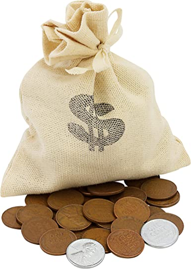 Bankers Bag of Old Rare Coins American Coin Treasures