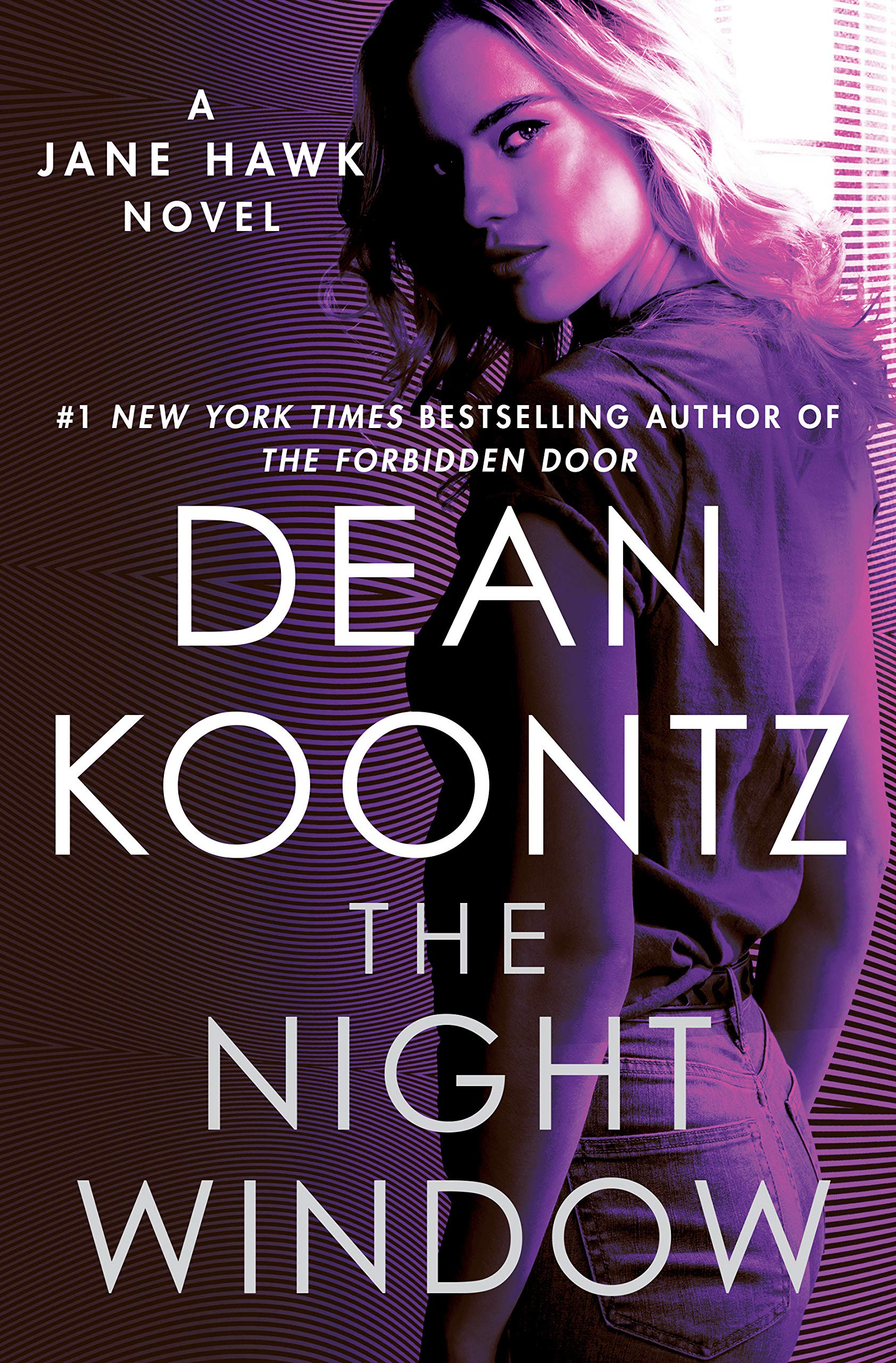 Dean Koontz The Night Window (Book #5 Jane Hawk series)