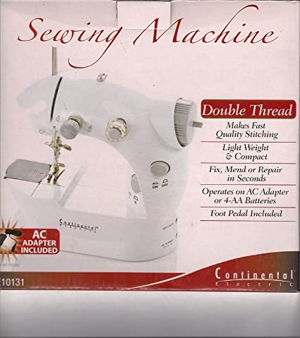 Amazon Portable Mini 40speed Sewing Machine Gorgeous Dressmaker Mini Sewing Machine Instructions