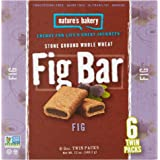 Nature's BakeryFig Bar 6 Count, 2 Oz (Pack of 2)