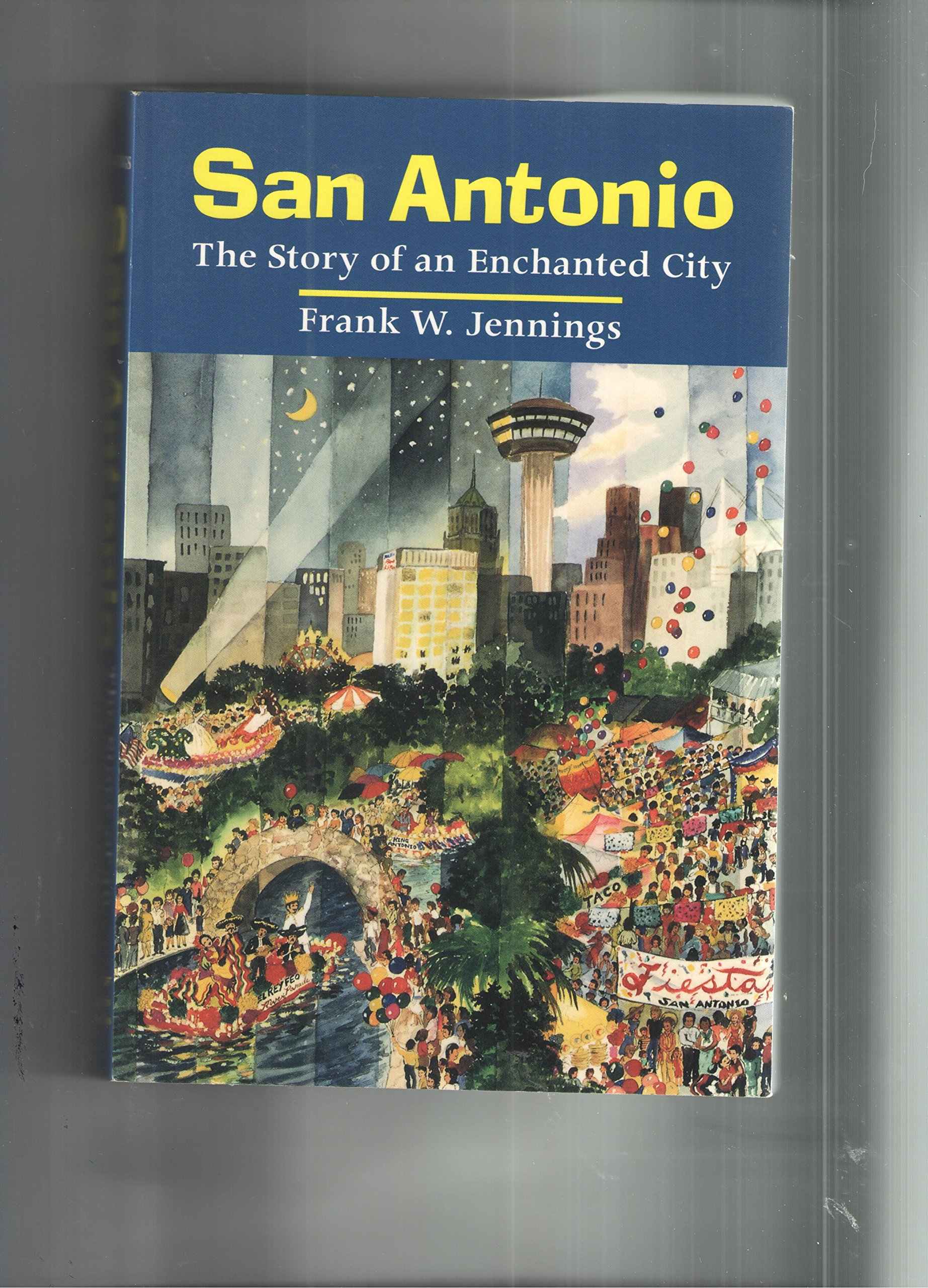 Antonio Enchanted City Frank Jennings product image