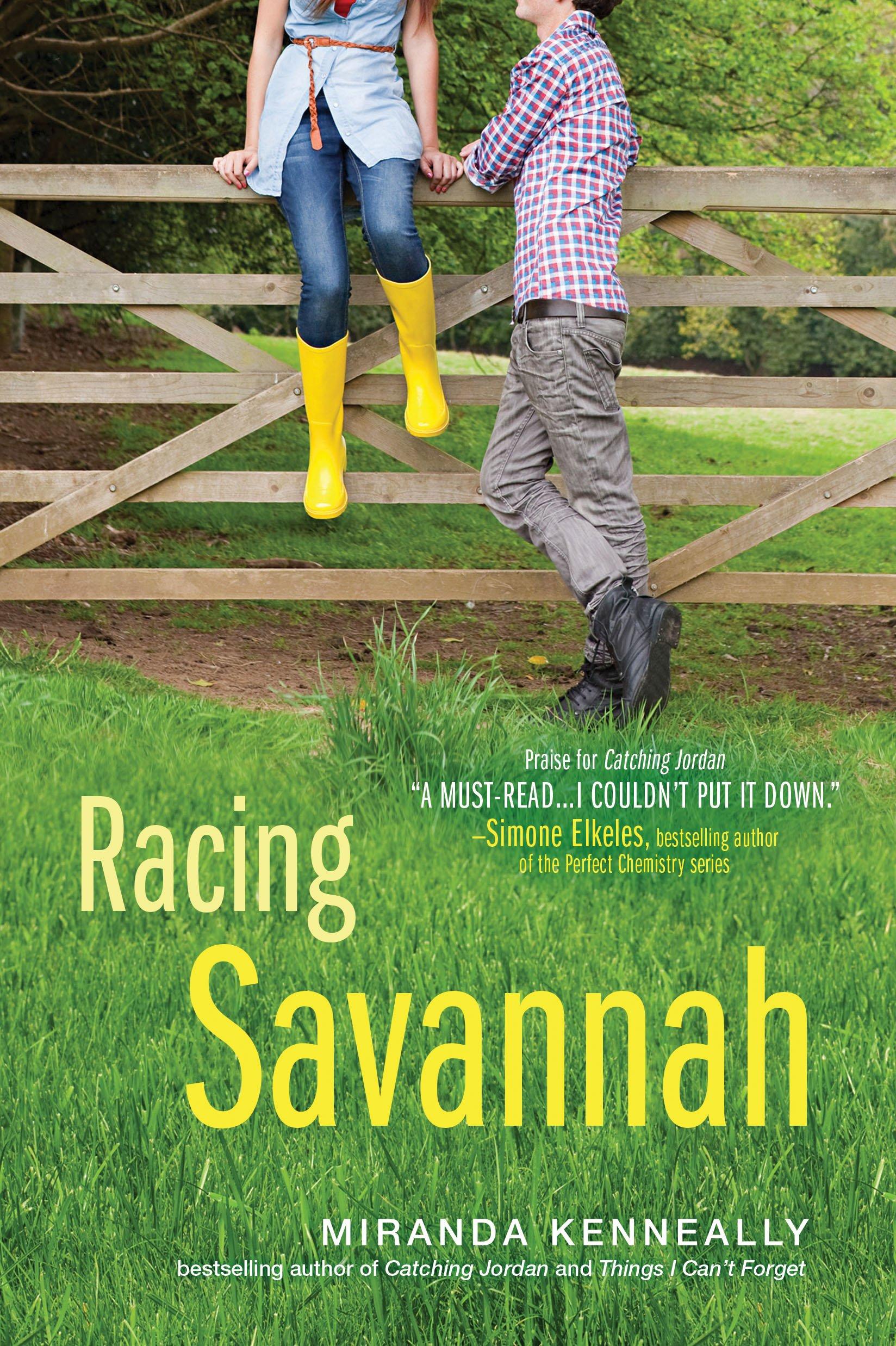 Download Racing Savannah (Hundred Oaks) pdf
