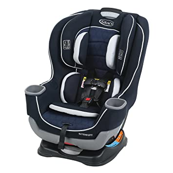Graco Extend2Fit Convertible Car Seat Campaign