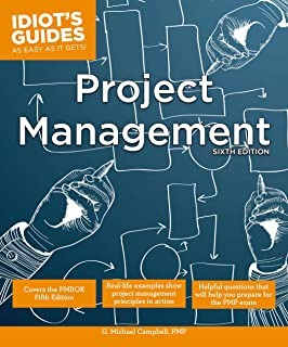 complete idiot s guide to project management the complete idiot s rh amazon co uk Complete Idiots Guide to Statistics Complete Idiots Guide to Investing