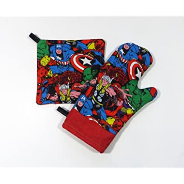 Marvel Comic Kitchen Set