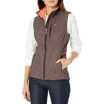 Cinch Women's Printed Bonded Vest: Clothing