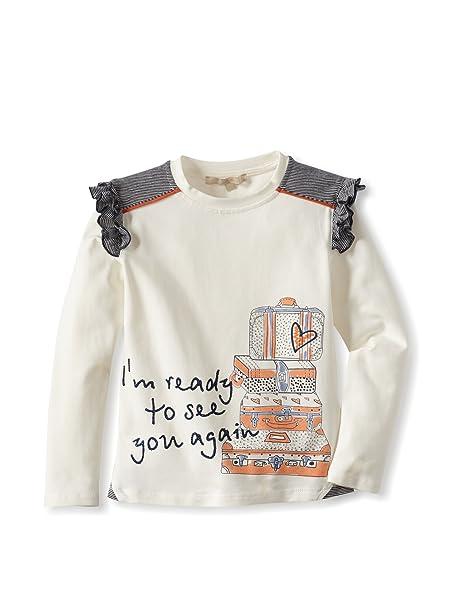 Maglietta MALEK Silvian Heach Dolls bianco 6 anni  Amazon.it  Abbigliamento 18f72ed33fc