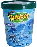 WABA Fun Bubber Non-Toxic, Non-Drying Sculpting Dough, 7 Ounce Bucket, Blue