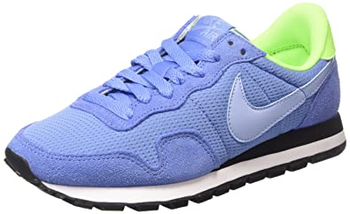 the latest 37948 21325 Nike Air Pegasus 83, Damen Sneakers, Blau (PolarAluminum-Flash Lime