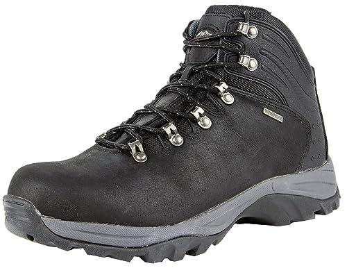 ALPINECROWN EXPLORER Zapatillas de senderismo Zapatos para caminar Botas de monta-a Zapatos de montana Nordic Walking Hombre, Negro, EU 44: Amazon.es: ...