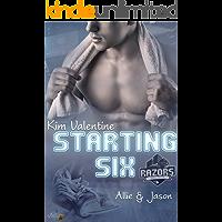 Starting Six: Allie und Jason (Boston Razors 1) (German Edition)
