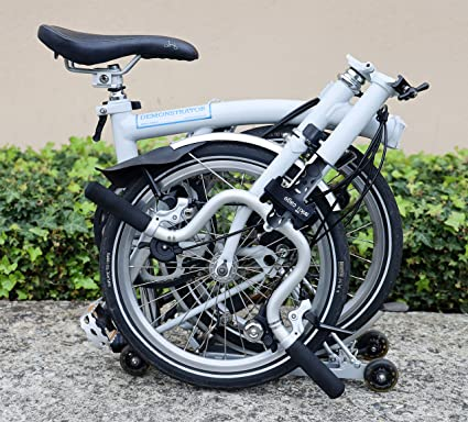 Buy Bottle Holder For Brompton Folding Bikes By Monkii Cage S Black Online At Low Prices In India Amazon In
