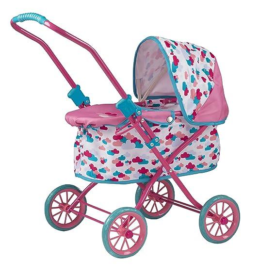 Amazon.es: Baby Born 1423490 mi primer cochecito de bebé muñeca Accesorios: Juguetes y juegos