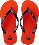 United Colors of Benetton Men's Basic 1 Flip-Flops and House Slippers