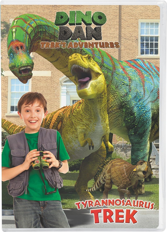 amazon com dino dan tyrannosaurus trek dino dan movies u0026 tv