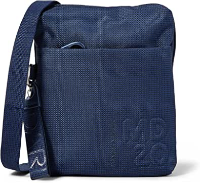 Mandarina Duck Mellow Leather Tracolla/Flame Scarlet, bolso bandolera para Mujer, 25.5x24x10 centimeters (W x H x L)