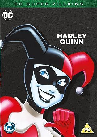 Dc Super-Villains: Harley Quinn Edizione: Regno Unito Reino ...