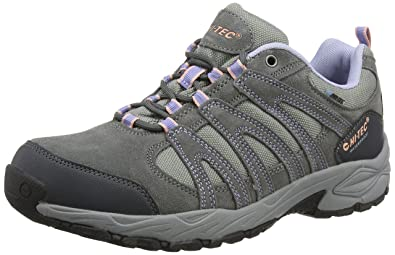 Amazon.com | Hi-Tec Women's Alto II Waterproof Outdoor Walking Shoe |  Fashion Sneakers