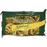 Sgambaro Khorasan Kamut Fettuccine, No. 74 - 250 gr - [confezione da 5]