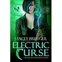 Electric Curse (A Raven Investigations Novel Book 6) (English Edition)