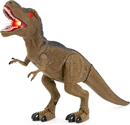 Amazon Com Best Choice Products Tiranosaurio Rex De Juguete Para Ninos De 20 9 In Con Ojos Iluminados Sonidos Color Marron Toys Games By human standards, dinosaurs were creatures. best choice products tiranosaurio rex de juguete para ninos de 20 9 in con ojos iluminados sonidos color marron